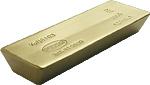Золото в стандартных слитках  (5416 bytes)